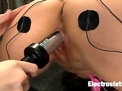 Abella Danger is extremely nervous to try electricity for the first time, but on her 19th...