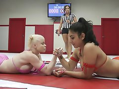 Nikki Delano is ranked 16th. She is the smallest girl on the roster this year but the most...
