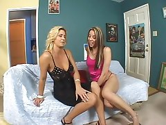 Mommy wants a teen- Phyllisha and Delilah