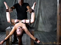 SexuallyBroken is the hottest Bondage and Rough Sex Site out there. We pride ourselves on taking...