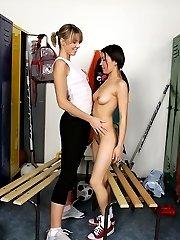 Sapphic Erotica Pretty Girls Doing It Right!