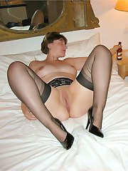 amateur home stocking nylons videos