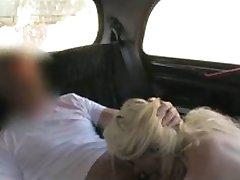 FakeTaxi My ex-girlfriend in anal creampie