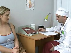 Teen and pervert doctor 3