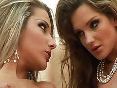 Sandra Shine and Sindy Silver