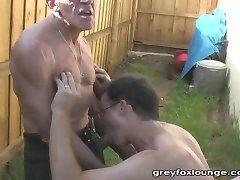 Ga? Backyard