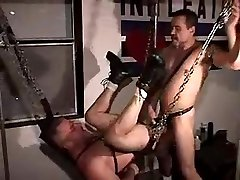 Raw Daddies sling fuck and fist