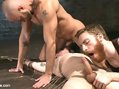 Jackson Filmore is passed out at home when Sebastian and Jesse decided they need a boy to...