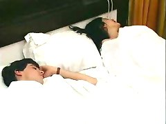 Beatriz joins Xiquita and her boyfriend for an orgy.