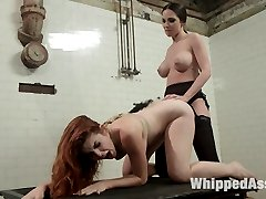 When Amarna Miller is caught masturbating in Kristen Prices spa, her wettest lesbian fantasies...