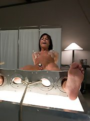 Cecilia Vega is chosen from her prison cell to be experimented on by Dr Davis. In the...
