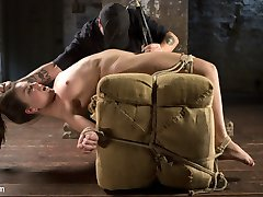 Its no secret how much Juliette loves bondage and to be tormented. She craves it almost as much...