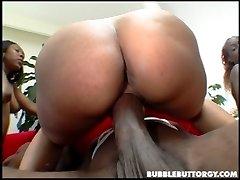 big rumped sluts have an orgy