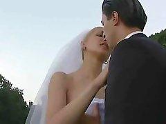 Hot Bride Trashed