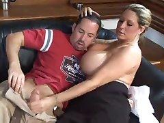 Boob squirting big teacher 2