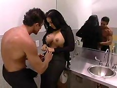 NINA MERCEDEZ - Bathroom Sex