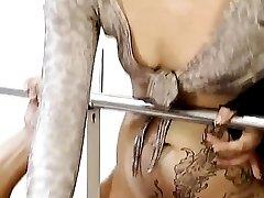 Pussy gym