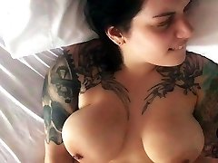 Bald kink drills fat blondes smoothie with dildo
