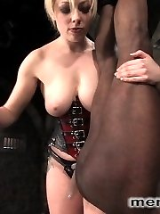 Seven has a mean streak and MIP is the perfect place for her to act out her fantasy. Interracial...