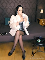 Smokin' Hot Lady