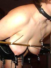cunt and tits torture pics