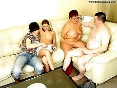 lustful swingers do those nasty things again