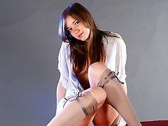 Girls in public porn upskirt view