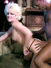 Sexy milf enjoys black cock