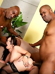 Ally Style Interracial Black Cock Movies at Blacks On Blondes!