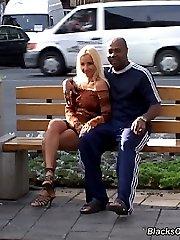 Cynthya Interracial Movies at Blacks On Blondes!