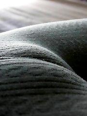 cameltoe licra latex spandex pics