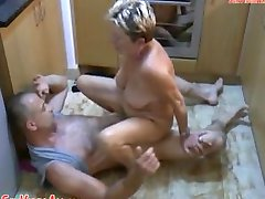 hairy granny fucking