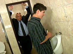 Maduro y joven borracho