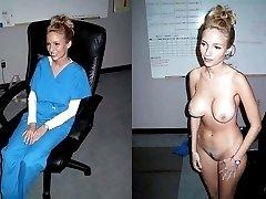 Clothed gtgtgt Naked