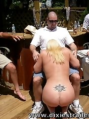 A XXX Trailer Park OUTDOOR FUCK PARTY