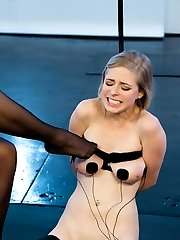 Penny Pax has felt most of the electrosex devices that I have in my arsenal however, new pain...