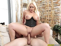 Watch monstercurves scene fuck that frame featuring nina kayy browse free pics of nina kayy from...