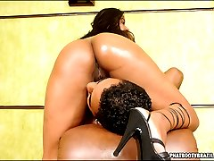 hot latin babe gets her fat ass slammed