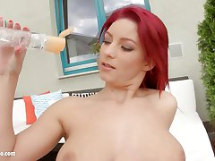 Nanny with big tits on Primecups