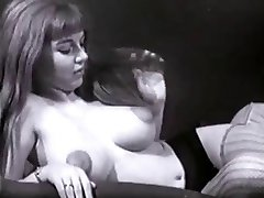 Vintage Big Tits Boobs Puffy Nipples Bush