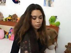 Chanel Dutch asian teen girl getting fuck hard