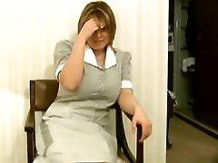 Busty Latina Maid Ariel