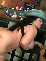 The pretty party girl is a fat whore with a great body and she opens her legs for a big cock