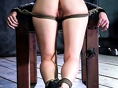 It is a game of mind blowing juxtaposition. First Veruca James is edged repeatedly. She is...