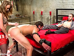 Mistress T is exquisite in this update. She loves cuckolding and it shows through her...