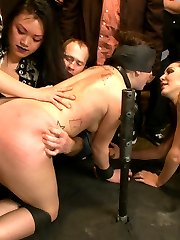 Slutty Midwestern fuck-toy Marley Blaze gets a pounding in her first Public Disgrace. Orlando...