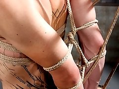 Miss Nikki Nefarious is a highly skilled rope bondage artist, not to mention a sexy Domme....