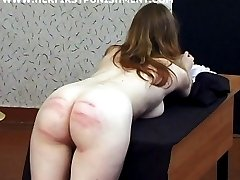 2 russian nuns spanked and caned brutally for being filthy