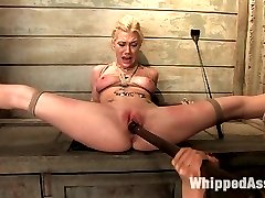 Samantha Sin is dominated by Lorelei Lee in this entertaining update. Samantha is defiant and...