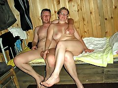 Naked sluts in the shower and sauna gelery